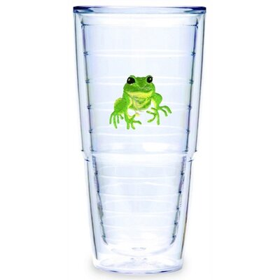 Tervis Tumbler Frog Treefrog 24 oz. Big-T Tumbler (Set of 2)