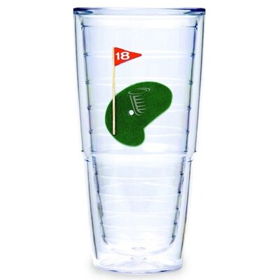 Tervis Tumbler Golf #18 24 oz. Big-T Tumbler (Set of 2)