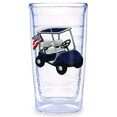 Tervis Tumbler Golf Cart Blue 10 oz. Jr-T Tumbler
