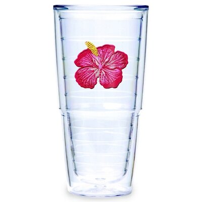Hibiscus Pink 24 oz. Big-T Tumbler (Set of 2)