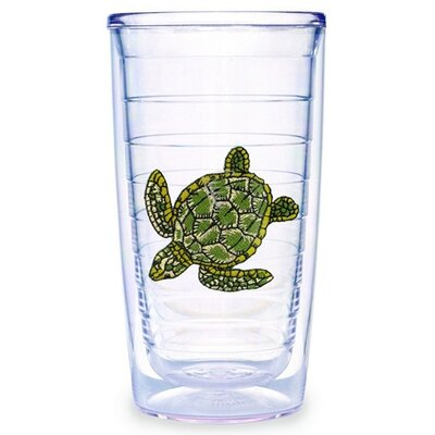 Tervis Tumbler Sea Turtle 16 oz. Tumbler (Set of 4)