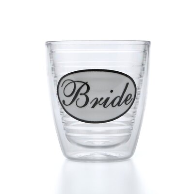 Tervis Tumbler Bride Twill 12 oz. Tumbler (Set of 4)