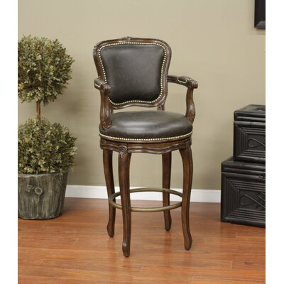 "American Heritage Salvatore 26"" Bar Stool"
