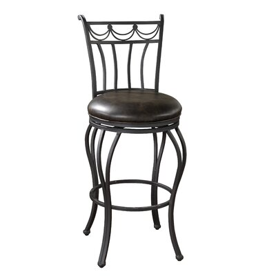 "American Heritage Abella 30"" Swivel Bar Stool"