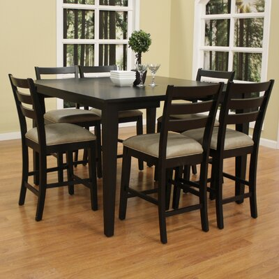 Dark Wood Dining Room Furniture | Wayfair