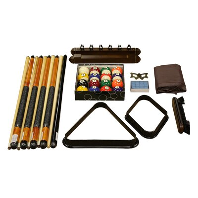 American Heritage Classic Billiard Accessory Kit