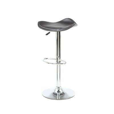 "American Heritage Sloan 30"" Bar Stool in Silver"