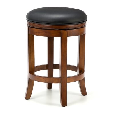"<strong>American Heritage</strong> Winston 26"" Swivel Bar Stool"