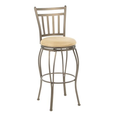 "<strong>American Heritage</strong> Folio 30"" Swivel Bar Stool"