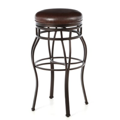 "<strong>American Heritage</strong> Bella 34"" Swivel Bar Stool"