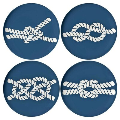 Thomas Paul Scrimshaw Coaster Dish (Set of 4)