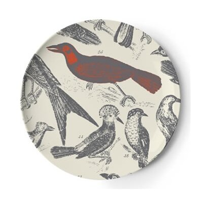 "Thomas Paul Ornithology 11"" Dinner Plate"