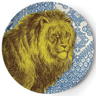 "Thomas Paul Bazaar 11"" Dinner Plates"