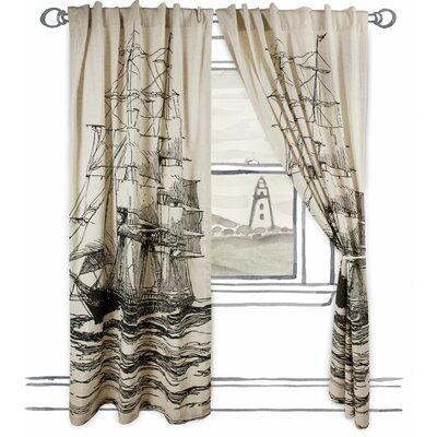 Thomas Paul Maritime Window Curtain