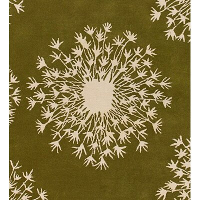 Thomas Paul Tufted Pile Kiwi/Cream Seed Rug