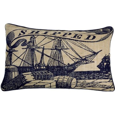 Thomas Paul Seafarer Shipped Pillow