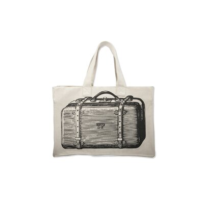 Thomas Paul Luddite Suitcase Tote in Black