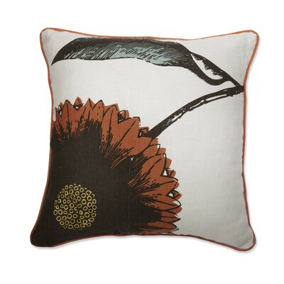 Garden Daisy Pillow