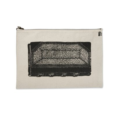 Thomas Paul Luddite Book Pouch