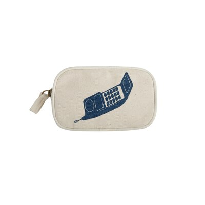 Thomas Paul Big Business Phone Case in Blue