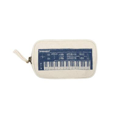 Thomas Paul Big Business Keyboard Mp3 in Blue