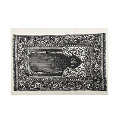 Thomas Paul Bath Luddite Mat in Black