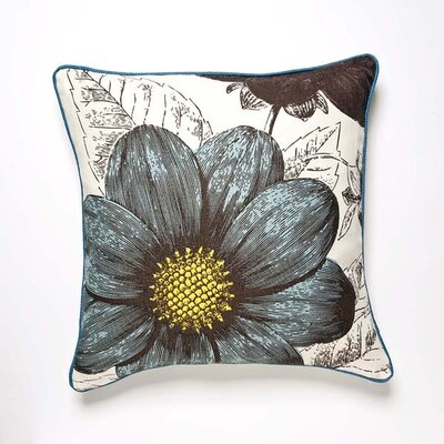 Thomas Paul Botany Pillow in Aqua