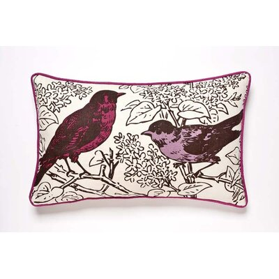 Curiosities Perch Pillow