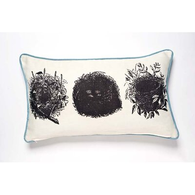 Thomas Paul Curiosities Oology Pillow