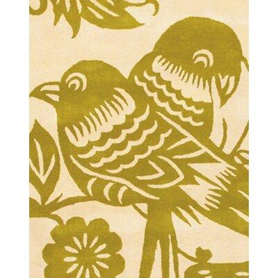 Thomas Paul Tufted Pile Love Birds Rug