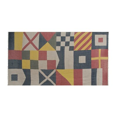 Thomas Paul Flags Shawl