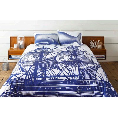 Thomas Paul Ship Duvet Cover