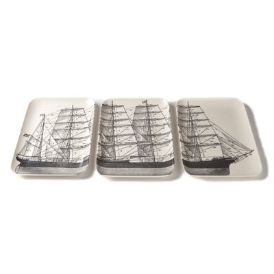 Thomas Paul Maritime Tray (Set of 3)
