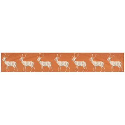 Thomas Paul Deer Alpaca Scarf