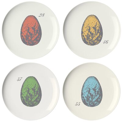 Thomas Paul Ornithology Coaster Dish (Set of 4)