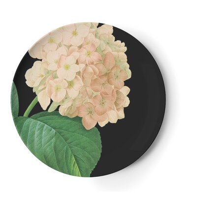 Thomas Paul Florilegium Round Serving Tray