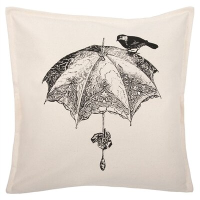 "Thomas Paul 18"" Sparrow Parasol Pillow"