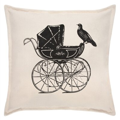 "Thomas Paul 18"" Pram Pigeon Pillow"