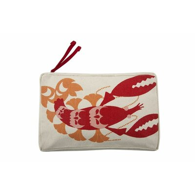 Thomas Paul Lobster Cosmetics Bag