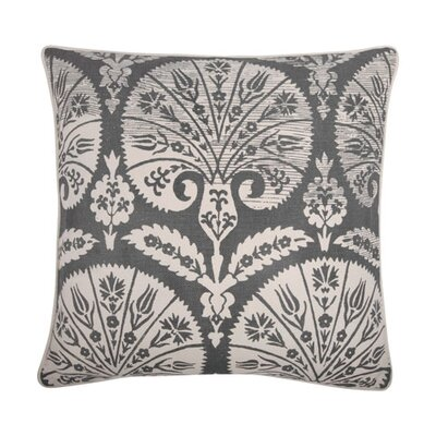 "Thomas Paul 18"" Batik Fan Pillow"