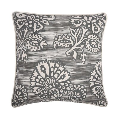 "Thomas Paul 18"" Wax Print Pillow"