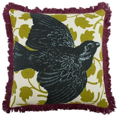 "Thomas Paul 18"" Bird Pillow"
