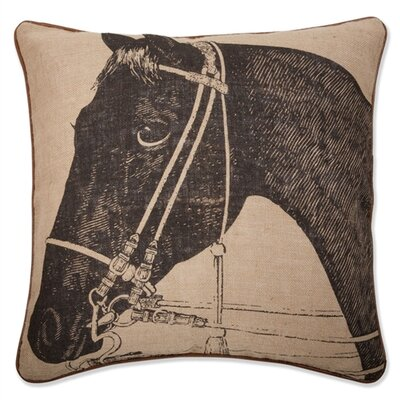 "Thomas Paul 22"" Horse Pillow"