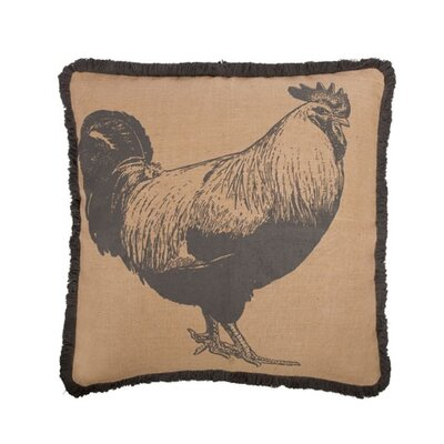"Thomas Paul 22"" Rooster Pillow"