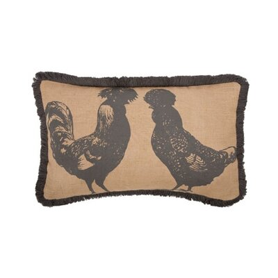 Polish Chickens 12x20 Pillow