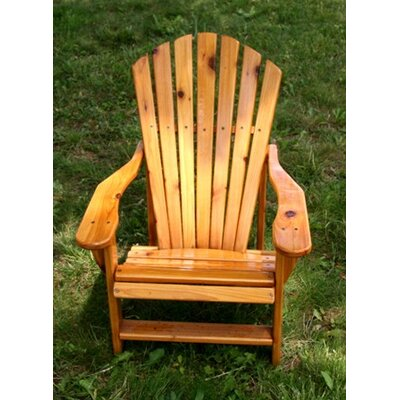 Moon Valley Rustic Nicholas Child's Adirondack Chair
