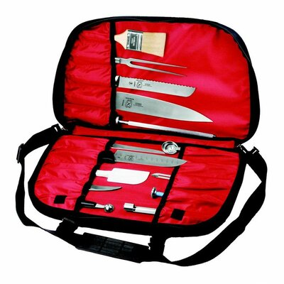 Mercer Cutlery Innovations for Chefs Messenger Bag