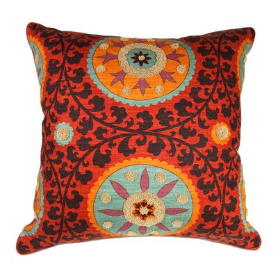 Tribal Threads Sunset Accent Pillow