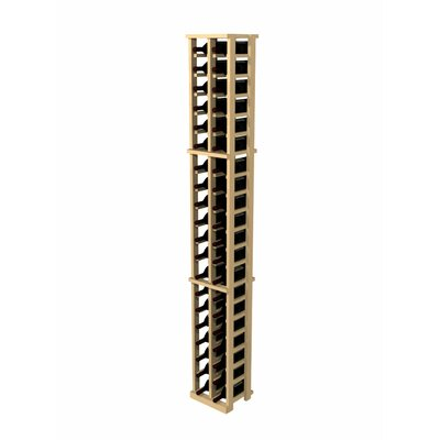 Rustic Pine 42 Bottle Wine Rack