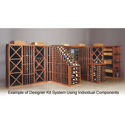 Wine Cellar Innovations Designer Series 72 Bottle Wine Rack